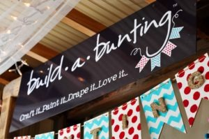Build A Bunting Bar