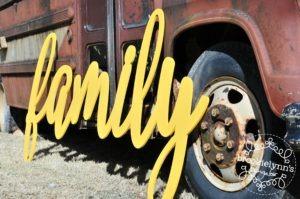 family sideways