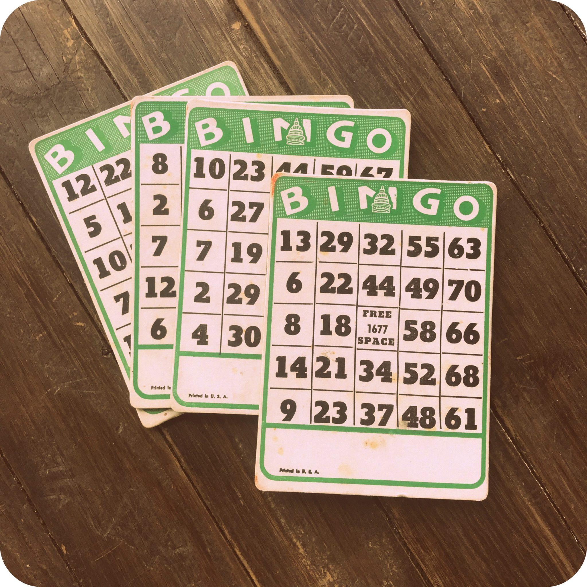 Ladies Night Bingo May