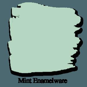 Mint Enamelware