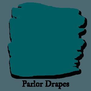 Parlor Drapes