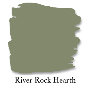 River Rock Hearth